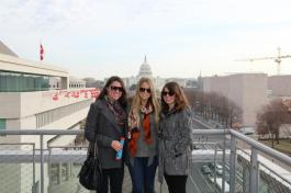 Rooftop of the Newseum - Washington D.C.