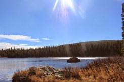 Brainard Lake, Boulder