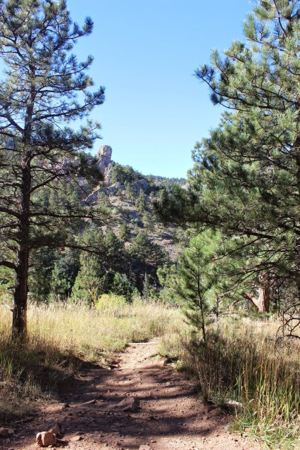 On the way to Brainard Lake, Boulder
