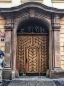 Beautiful architecture and doors!