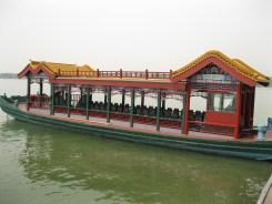 Summer Palace Boat Ride