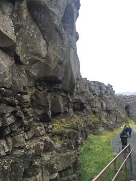 Thingvellir Valley