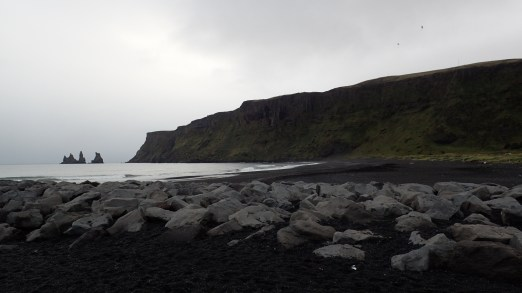 Vik Black Sand Beaches