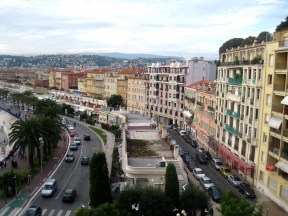 Nice, France (lookout)