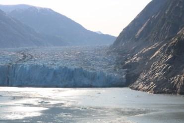 Twin Sawyers Glacier: Dawes Glacier
