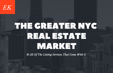 let's talk : THE GREATER NYC MARKET AND ALL THE LISTING SERVICES IT HAS TO OFFER
