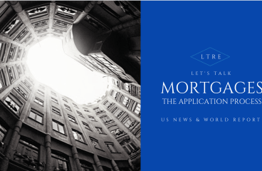 let's talk: MORTGAGES – THE APPLICATION PROCESS