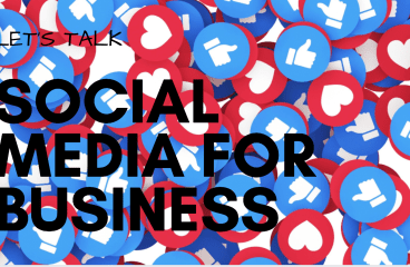 let's talk: 6 WAYS I USE SOCIAL MEDIA FOR BUSINESS