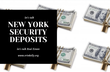 let's talk: NY SECURITY DEPOSITS: WHAT CAN LANDLORD'S DEDUCT FROM A TENANT'S SECURITY DEPOSIT