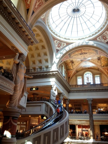 The Forum Shops at Caesar's Palace