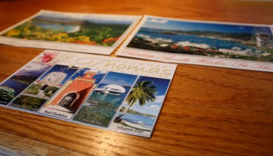 Postcards from St. Thomas
