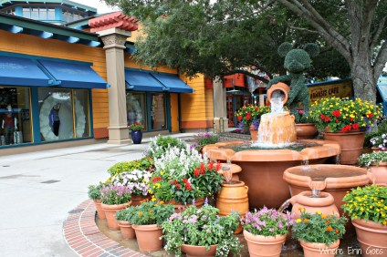 Welcome to Downtown Disney!