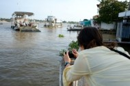Video of a Mekong ferry. Photo by Bao Quan Nguyen.