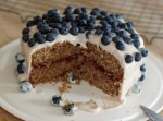 Blueberry Cinnamon Cake