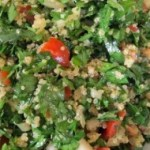 Easy Quinoa Tabbouleh Recipe