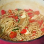 Can You Really Make One Pot Spaghetti In Under 20 Minutes?