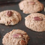 Easy Maple Pecan Cookies