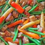 Easy Vegetarian Stir Fry Recipe