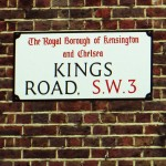 A Walk Down The King's Road, London
