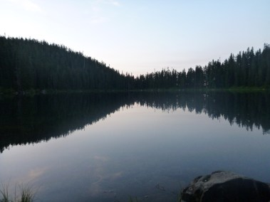Mirror Lake, Washington