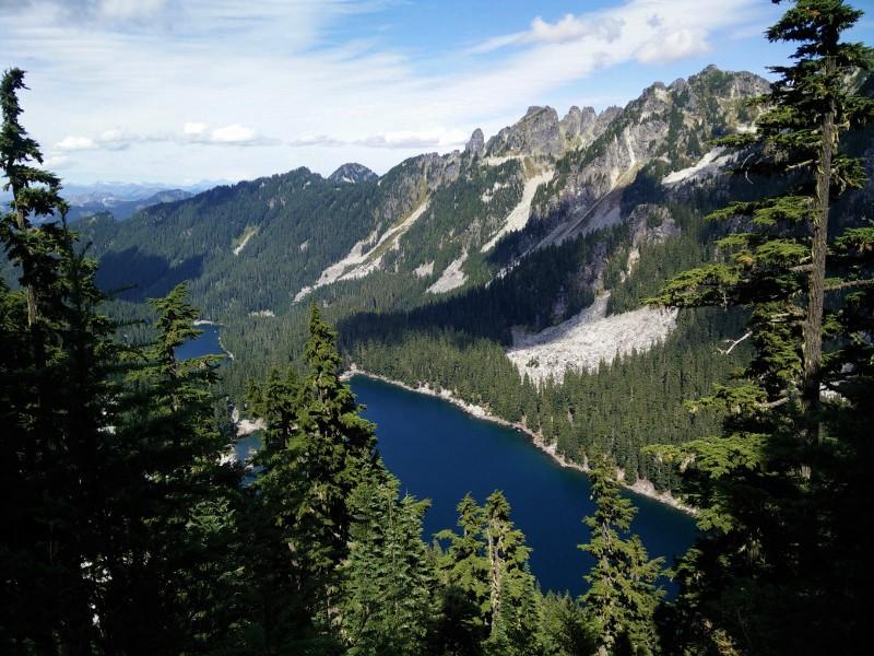 Deep Lake to Mile 2,451.48