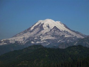 Mount Rainier Up Close