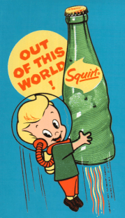 Out of this world Squirt