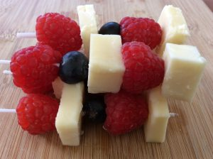 This easy 4th of July appetizer recipe makes the perfect healthy 4th of July recipe