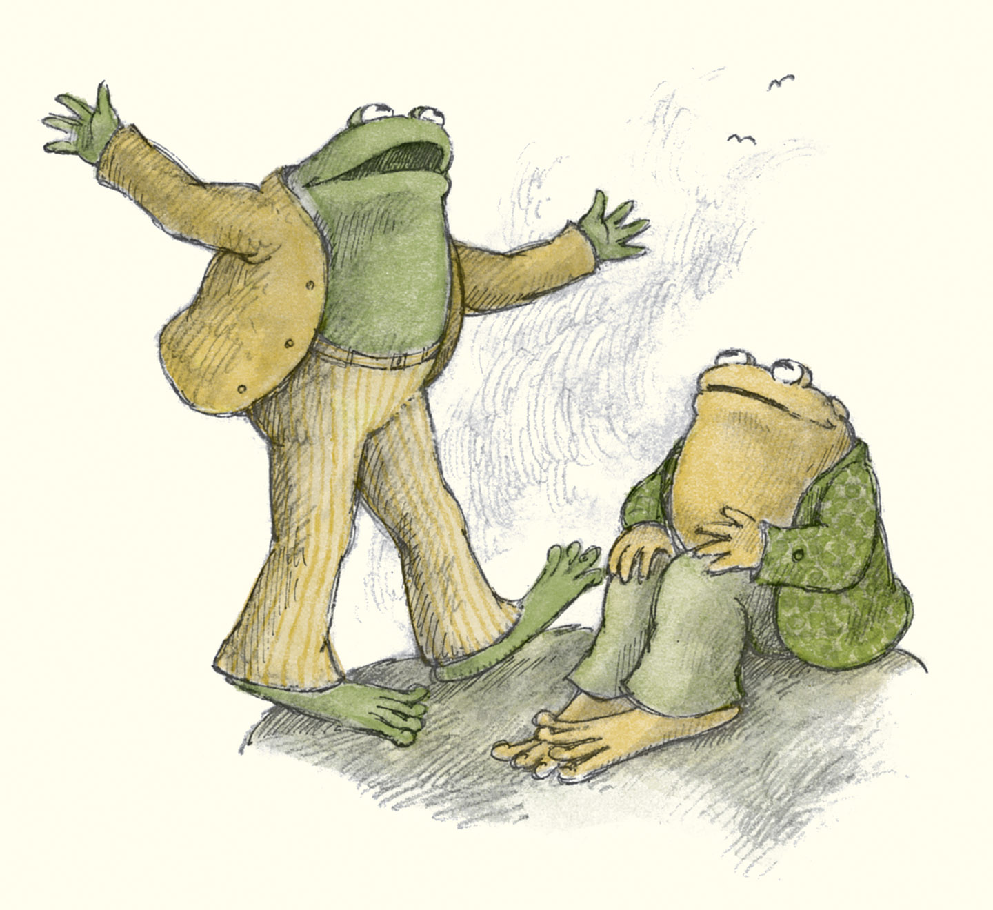 Tomt Children S Book About The Adventure Of A Frog Or