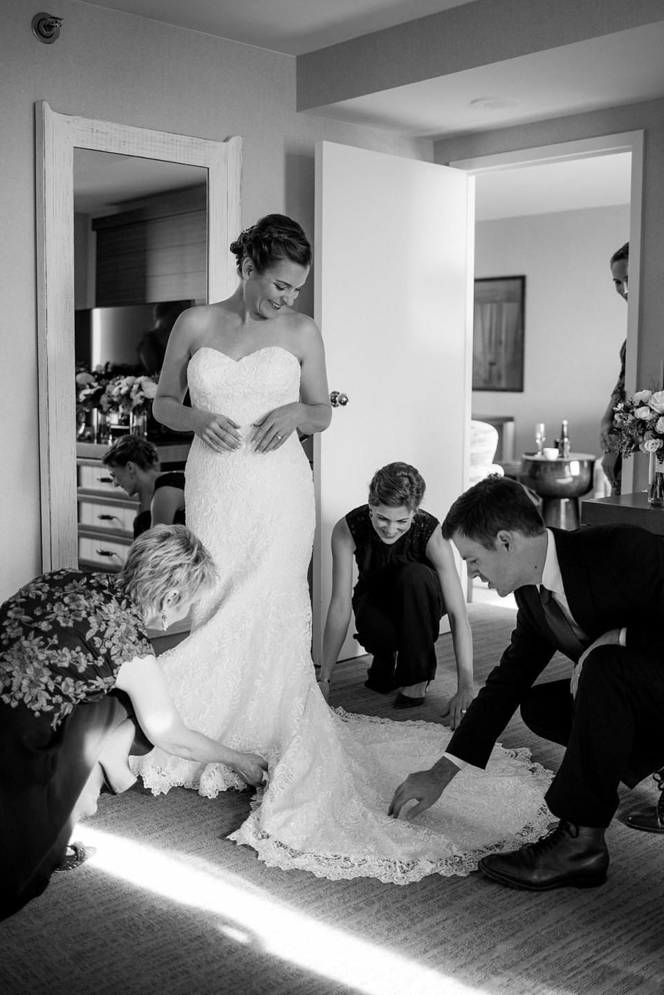 Winter Wedding at 48 Fields in Leesburg, VA
