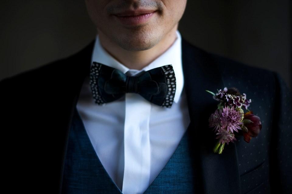 Wedding Inspired by Fragonard