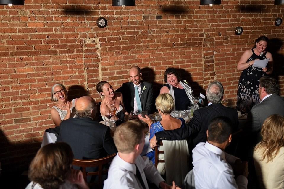 Vegetarian Wedding Reception at Agora in Washington DC