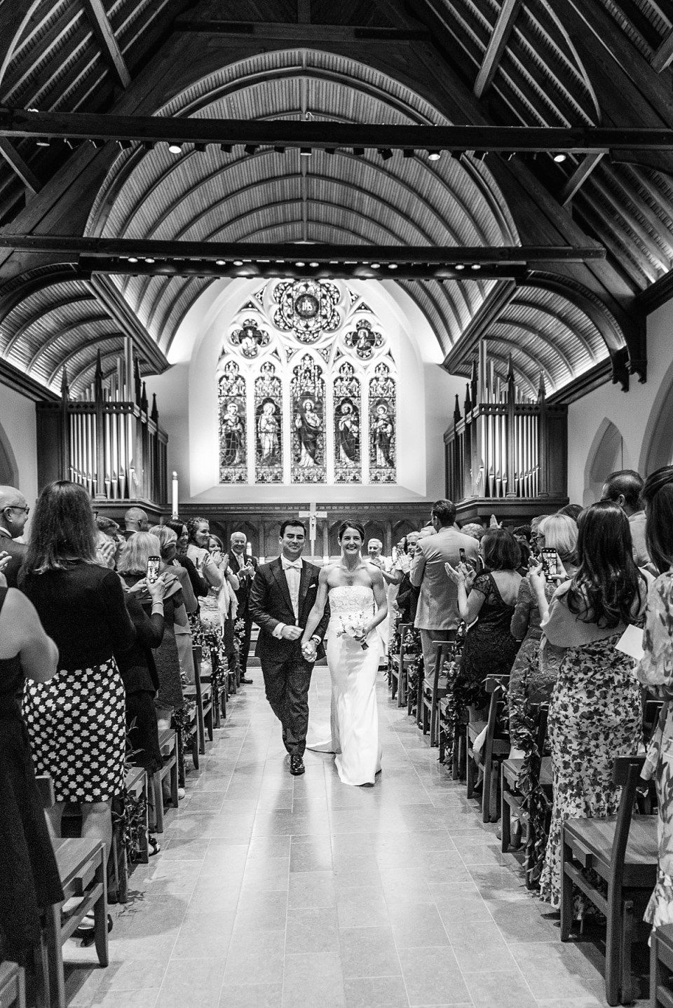 Dahlgren Chapel Wedding at Georgetown University