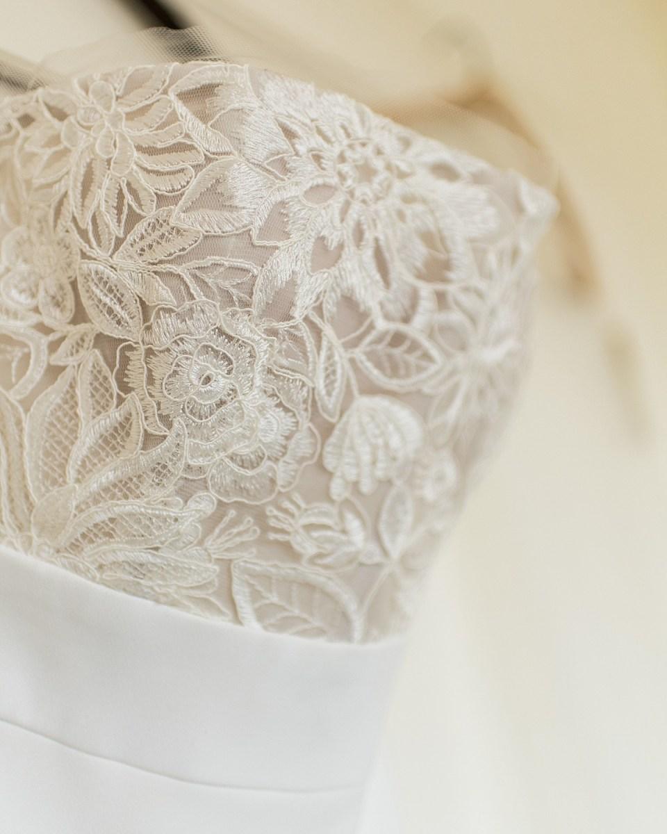 Wedding Details in Bridal Suite at The Hay Adams