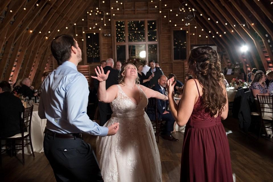 First Dance at 48 Fields Wedding in Leesburg, VA