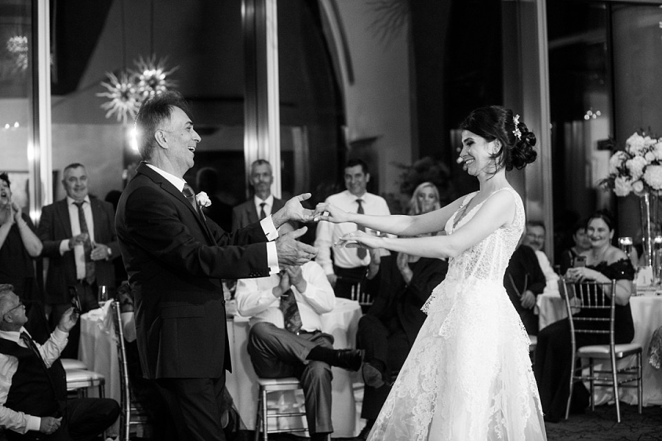 Father Daughter First Dance at Restaurant 2941 with DJ Maxim