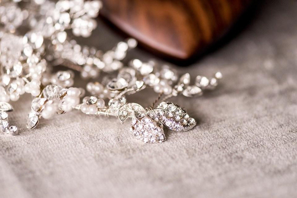 Bridal Details for Orthodox Wedding at St. Katherine's