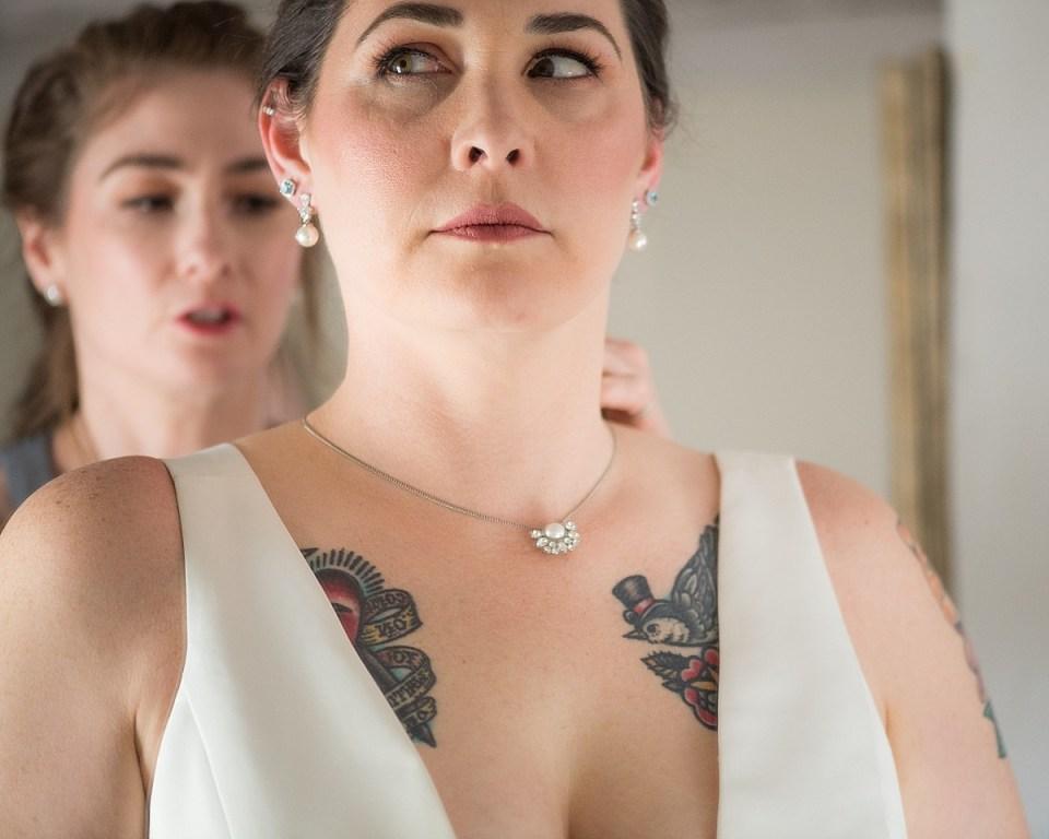 Wedding at Briar Patch B & B in Middleburg, VA