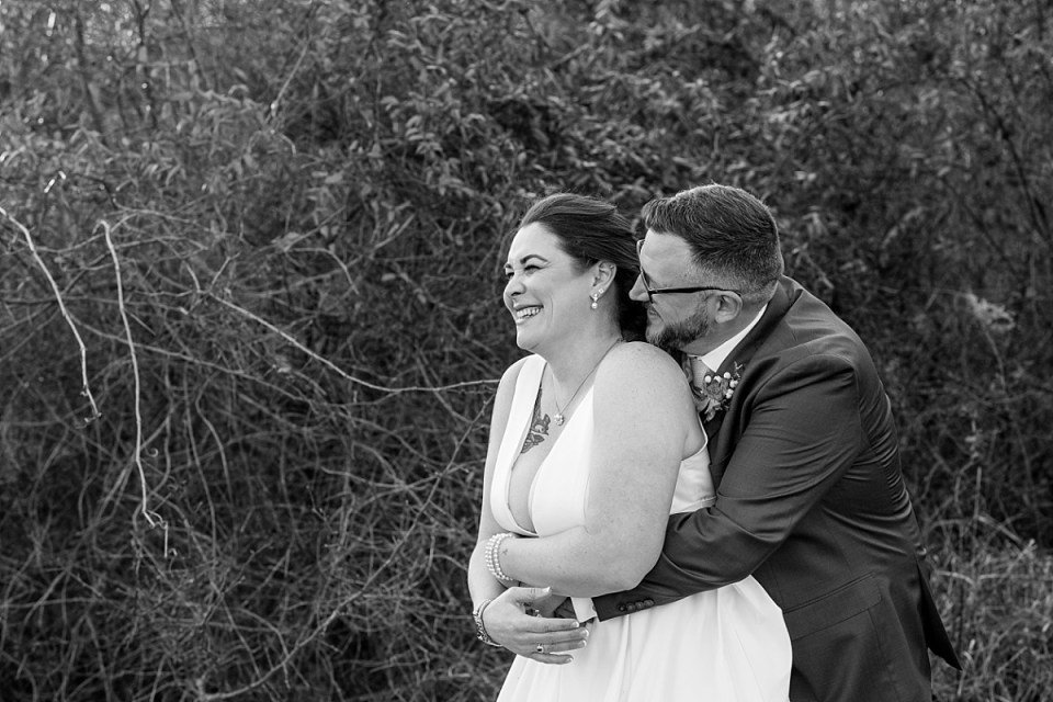 Black and white wedding photography in Virginia at Middleburg Wedding Venue, Briar Patch Bed and Breakfast