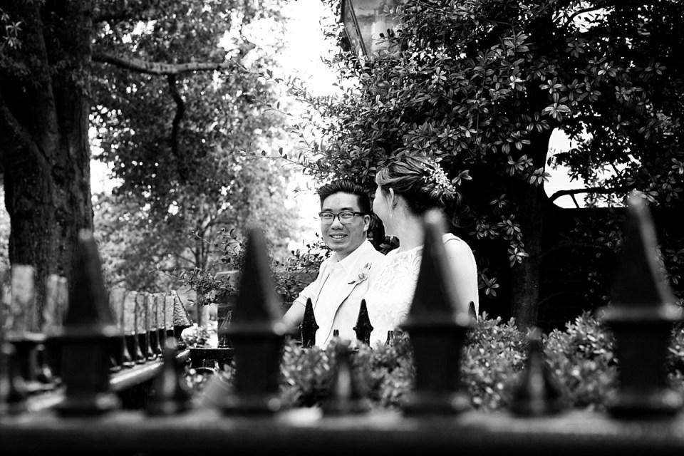 Wedding Photos in Old Town Alexandria
