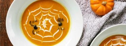 Pumpkin loving soup
