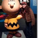 A Closing Thought on Minimalist Communication (For Now):  The Peanuts Visit the Museum of Science and Industry