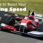 Four Tips to Boost Your Writing Speed