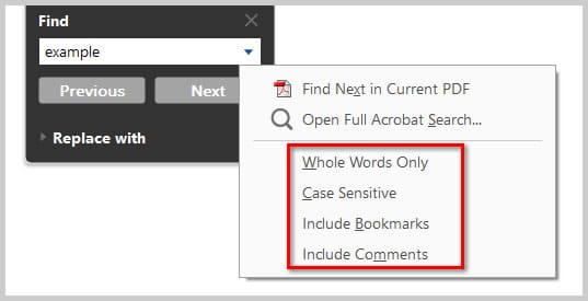how to delete text in adobe acrobat 9 pro