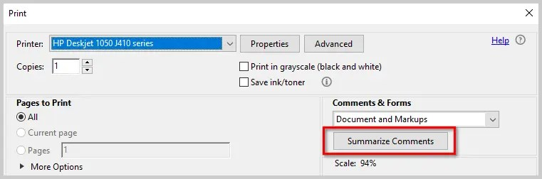 how to separate pdf pages in adobe acrobat reader dc