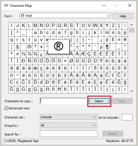 How To Insert Trademark Copyright And Registered Symbols In Pdfs