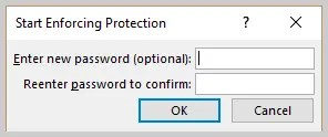 Microsoft Word 2016 Start Enforcing Protection Dialog Box | How to Restrict Editing in Microsoft Word 2016