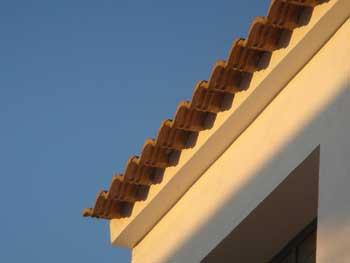 el hombre de los tejados