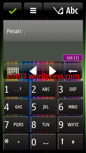 keyboard tema plazma full icon by erit07