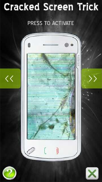 Cracked Screen Trick by erit07